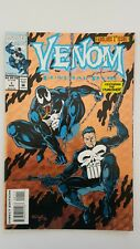 Venom: Funeral Pyre #1 comic book (August 1993, Marvel) MT
