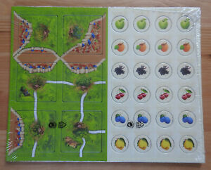 Carcassonne - Fruit Bearing Trees | Mini Expansion | New | English Rules