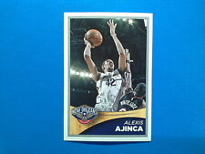 2015-16 Panini NBA Sticker Collection n.252 Alexis Ajinca New Orleans Pelicans