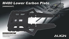 INVENTORY BLOWOUT! Align Multicopter M470 M480 M690 Lower Carbon Plate M480002XX