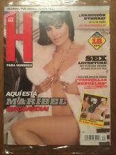 sexy y bella MARIBEL GUARDIA H Para Hombres Magazine June 2009 NEW Sealed NUEVO