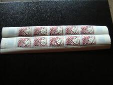 WALLIS ET FUTUNA - timbre yvert et tellier aerien n° 29 x10 n** (Z7) stamp