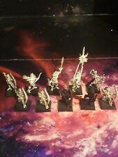 Warhammer Wood Elves. Scouts x 10 full com. oop.