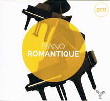 ♫ - PIANO ROMANTIQUE - TRISTAN PFAFF - FRANÇOIS CHAPLIN - 2 CD SET - NEUF NEW ♫