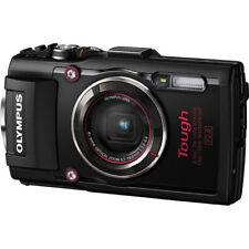 Olympus Stylus TOUGH TG-4 Digital Camera (Black) V104160BU000