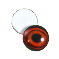 16mm Duck Glass Doll Eyes for Sculptures Jewelry Making or Taxidermy