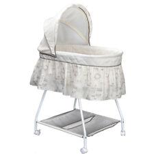 Stubenwagen Babywiege Beistellbett Baby Bettchen Bett Kinder Schaukelwiege