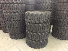 4 NEW 12-16.5 Skid Steer Tires 12PLY Rating 12 16.5 12x16.5 G2 Bobcat  LOADER