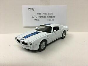 1/35 - 1/39 scale - 1972 Pontiac Firebird