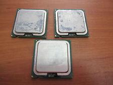 3x CPU, socket del processore 775/Intel Pentium D 3ghz/2.8ghz/2.8 GHz