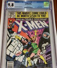X-Men #137 CGC 9.8 White Pages Newsstand Dark Phoenix Death