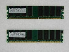 2GB (2X1GB) MEMORY FOR HP PAVILION A810.UK A810E A810N A845W J208CN J210CN T120M