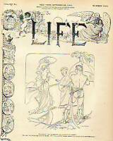 1902 Life October 30 - Jewish pawn; Holmes; Roosevelt