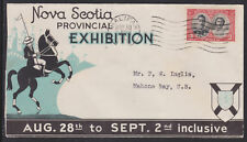 Canada Sc 248 on 1939 Provincial Exhibition Cover
