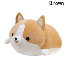 Cute Corgi Dog Plush Toy Stuffed Soft Animal Cartoon Pillow Lovely Kids Gifts --