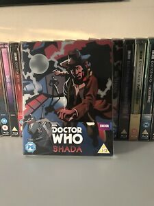 Doctor Who Shada Steelbook In Protector