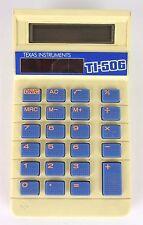 texas instruments ti-506 calcolatrice, vintage