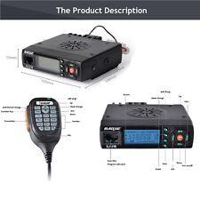 Baojie BJ-218 Mobile Radio 144/430MHz 25W Power Dual Band Mini Car Transciver