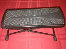 QUALITY PRO GUITAR FOOT STOOL / REST 6 ADJUSTABLE HEIGHTS -  STRUKTURE FOOTREST