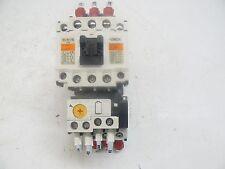 NEW FUJI SC-5-1/G CONTACTOR 1NO1NC 32A W/ FUJI TR-5-1N  THERMAL OVERLOAD 5A 690V