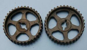 TOYOTA 4AGE twin cam engine cam belt pulleys gears MR2 Mk1 Corolla AE86 AW11
