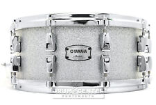 Yamaha Absolute Hybrid Snare Drum 14x6 Silver Sparkle - AMS-1460SLS