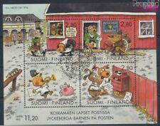 Finland Blok 14 (compleet Kwestie) gestempeld 1994 Comics (9348222