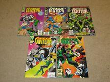 Green Lantern #41-45 Lot Comic Books NM- 9.2 DC 1993