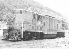 7AA620 1978 RP VIRGINIA POCAHONTAS  COAL MINE LOCOMOTIVE #1 GRUNDY VA