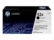 HP Q7553X LASERJET P2015 BLACK Toner CARTRIDGE