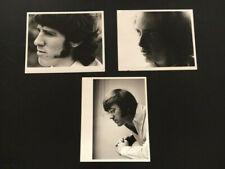 THE DOORS Krieger Densmore Manzarek 3x PRESSEFOTO 1960s/70s ORIGINALE! 21x25,5cm