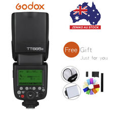 AU STOCK Godox TT685N i-TTL Autoflash Speedlite light 3 flash modes For Nikon