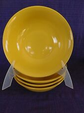 Martha Stewart WHIM Lemon Zest SOUP BOWL 1 of 3 have more items to set Yellow