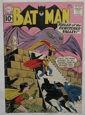 Silver Age BATMAN COMICS #142 Ruler of the Bewitched Valley  FN/VF 7.0