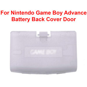 Replacement Battery Cover Door Lid for Nintendo Gameboy Advance GBA Console A128