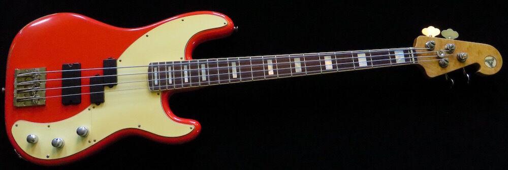Hot Wire Music Shop Bass Specials