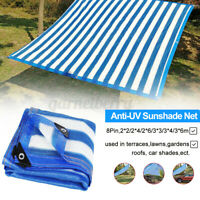 Sun Shade Sail Canopy Rectangle Sand UV Block Sunshade For Backyard Outdoor USA