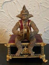 Phantom Of The Opera Phantom Monkey Figurine The San Francisco Music Box Co.
