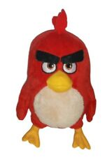 "Official 2016 Rovio Angry Birds Movie Red Bird 10"" Soft Plush Toy - Free P&P"