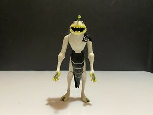 "2006 Ben 10 Alien Collection Series 1 Original RipJaws 4"" Figure Rare HTF"