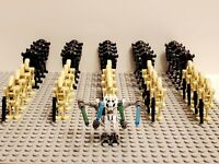 Star Wars General Grievous Battle Droids Army Set 41 Minifigures Lot - USA SELLE