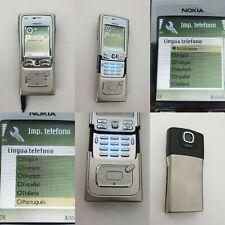 CELLULARE NOKIA N91 GSM SIM FREE DEBLOQUE UNLOCKED