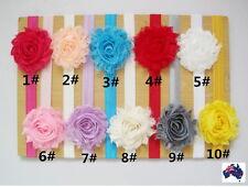 Baby Girls Toddler Elastic Flower Headband Hairbands Hair