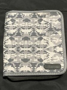 Official Sony PlayStation PS Vita Pull N Go Folio Carrying Case - Camo Grey