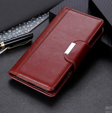 For One Plus 8 / 8 Pro Magnetic Luxury PU Leather Card Wallet Flip Case Cover