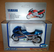 Welly Die-Cast 1/18 Scale Motorcycle 1994 Yamaha TZ250M – Bike #1