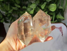 664g TOP !AAA NATURAL CLEAR  QUARTZ CRYSTAL POINT HEALING