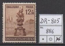 Deutsches Reich, Michel Nr. 886 (Fulda) tadellos postfrisch.