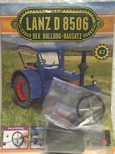 LANZ D 8506 Der Bulldog Bausatz von Hachette Ausgabe 47 in OVP siehe Bild !