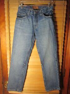 Red Camel Regular Fit Straight Leg Men's 30x30 Denim Blue Jeans Medium Wash EUC